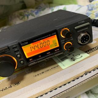① ICOM IC-228 アイコム 144送受信 動作OK