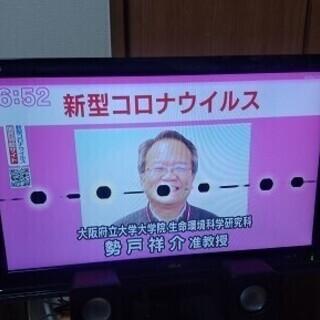 19インチTV一部液晶不良