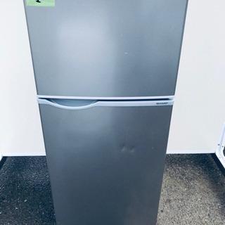 高年式‼️1番  SHARP✨ノンフロン冷凍冷蔵庫✨SJ-…