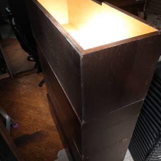 木製ストックカート1台