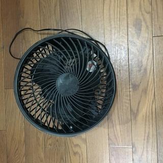 【扇風機】コンパクトタイプの扇風機