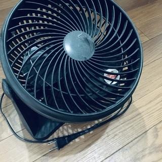 【扇風機】コンパクトタイプの扇風機 - 新宿区