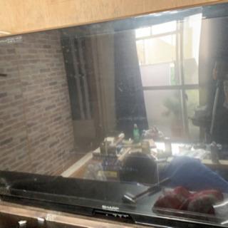 テレビ保護パネル42インチ