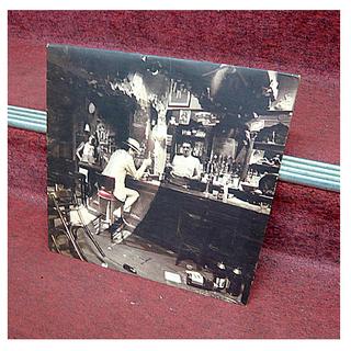 LP【レッド・ツェッペリン 「In Through The O...
