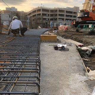 未経験OK‼︎ブランクOK‼︎鉄筋/建設/職人/現場