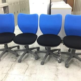 中古美品 アイリスチトセ オフィスチェア ガスチェア ガス椅子 ...