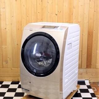 ドラム式洗濯乾燥機 HITACHI BD-S7500R 2013...