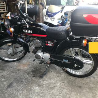 YB-1(50cc)お売りします。 価格交渉あり!掲載:7月中旬まで