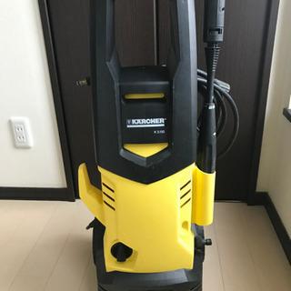 KARCHER ケルヒャー 高圧洗浄機 K3.150