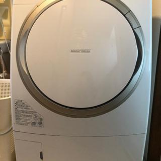 ドラム式洗濯乾燥機 TOSHIBA  tw-z96x1