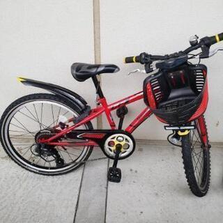 ブリジストン子供自転車