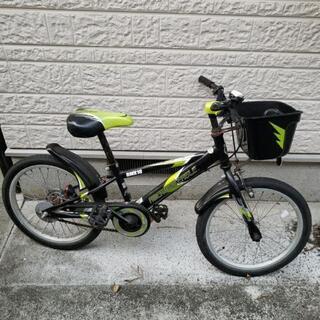 自転車 18インチ 男の子 取りに来ていただける方限定です