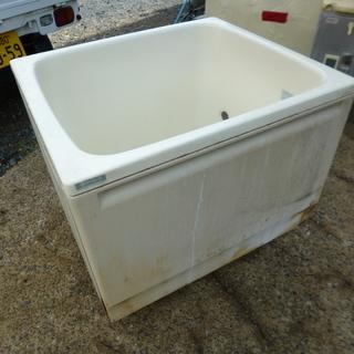 浴槽 ポリバス ダメージ 溜め水用 80サイズ 22