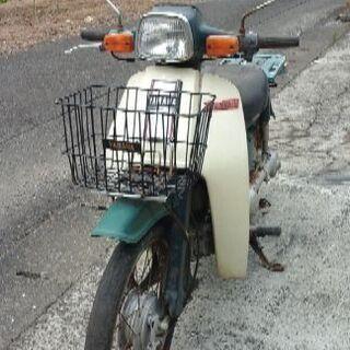 ヤマハ メイト  50cc  今現在 不動 少し手を加えれば実動...