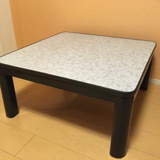 コタツ リバーシブル テーブル