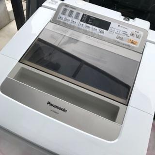 取引中2016年製パナソニック全自動洗濯機容量9キロ美品。千葉県...