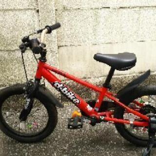 【16インチ】d-bike MASTER キッズ 子供自転車