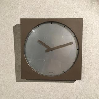 差し上げます 壁掛け時計(引き取りに来てくださる方)