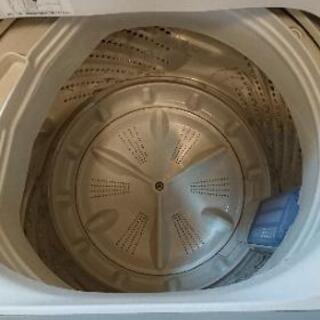 美品洗濯機Panasonic5L - 家電