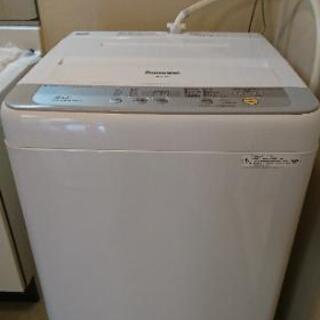 美品洗濯機Panasonic5Lの画像