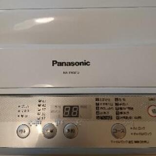 美品洗濯機Panasonic5L - 横浜市