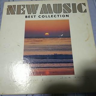 NEW MUSIC BEST COLLECTION LPレコード...