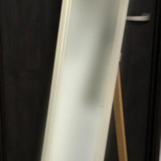 ミラー 鏡 ホワイト