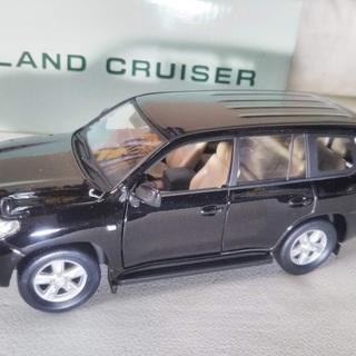 【模型玩具】200 ランクル 200系 ブラック 黒 (202)...