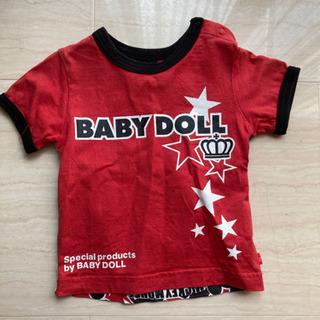 子供服 半袖 baby doll