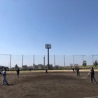 千葉の北柏周辺にて野球チーム大募集中!