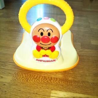 トイレトレーニング   アンパンマン補助便座