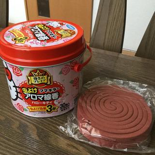 【未開封】ハローキティ アロマ線香 虫よけ フマキラー 10巻 ...