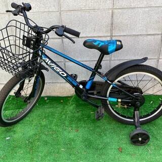 №f151 子供用自転車 Avigo  18インチ
