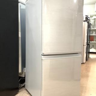 安心の1年間保証付!! シャープ 2019年製 2ドア冷蔵…