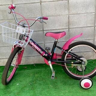 №f152 Avigo 子供用自転車 18インチ