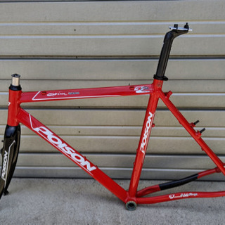 自転車 シクロクロスフレームセット / POISON