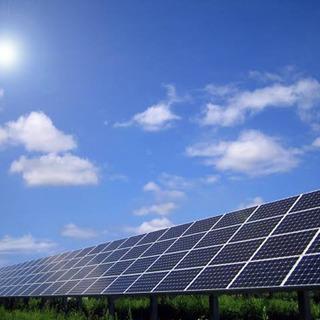 ソーラーパネルの取り付け補助
