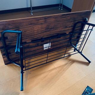 🎉在庫一斉処分セール🎉ニトリ2019年製ローテーブル! - 京都市