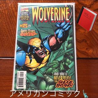 WOLVERINE〜アメリカン コミック〜