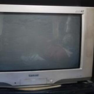 千円支払います。28型ブラウン管テレビ(三菱電機製)