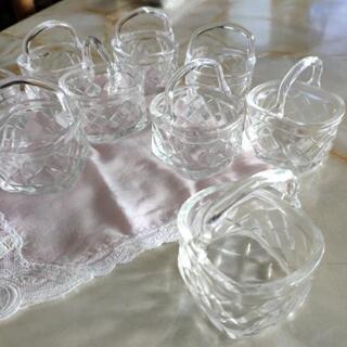 ガラスの小鉢 小物いれにも