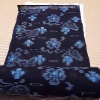 久留米絣 布 伝統工芸品 値下げ