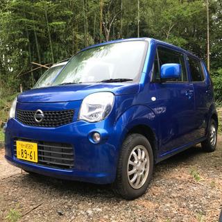 【値下げ】総額39万!!◆ 日産モコ 車検2年付 ブルー ★青