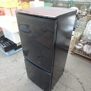 ☆2D簡易清掃済み☆2013年製☆SHARP 冷蔵庫 SJ-14X-B 6 29の画像
