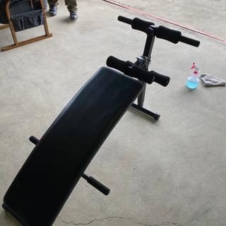 腹筋トレーニング用具