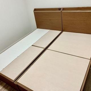【美品】シングルベッド(値下げしました)