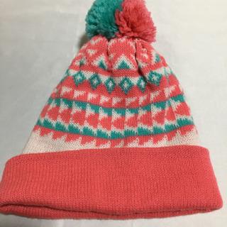 スノボ用ニット帽 ブランド、サイズ不明