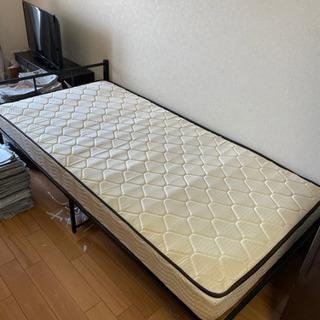 ニトリシングルベッド2