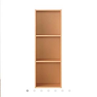 無印良品 三パルプボードボックス(3段棚)