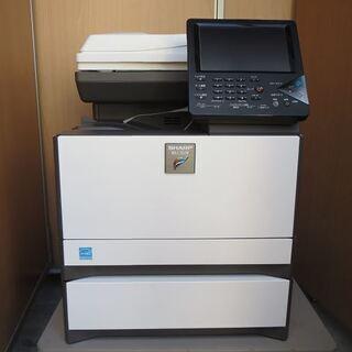 シャープ カラー複合機 MX-C302Wカラー無線LAN 付 タ...
